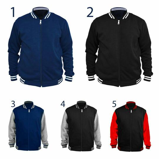 Jual jaket baseball polos jaket varsity cek harga di PriceArea.com df1a904cfc