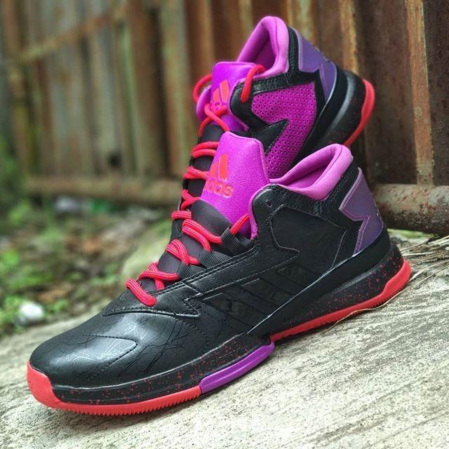 Adidas Sepatu Basket Street Jam 3 Bb7126 Biru Hitam - tempat jual ... 037be9aeac