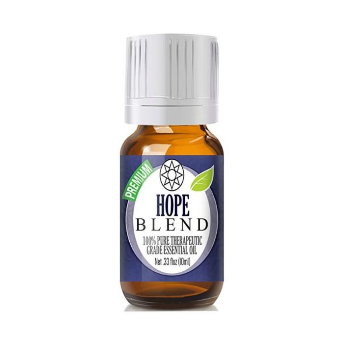 harga Healing solutions hope blend us made premium essential oil 10ml Tokopedia.com