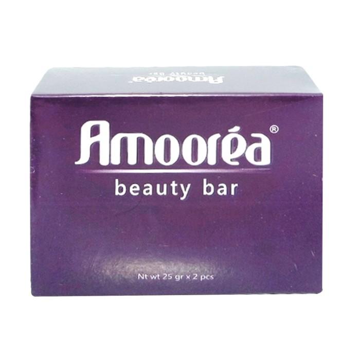 harga Sabun nu amoorea beauty bar 1 box 25 gr x 2 bar original Tokopedia.com