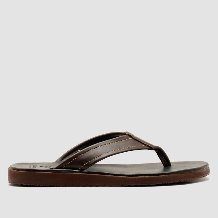 brodo [wh sale] - sandal pria dio brown