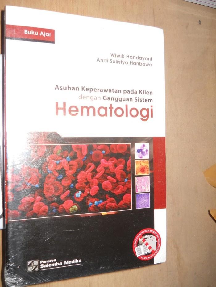 harga Buku ajar asuhan gangguan hematologi-wiwik handayani Tokopedia.com