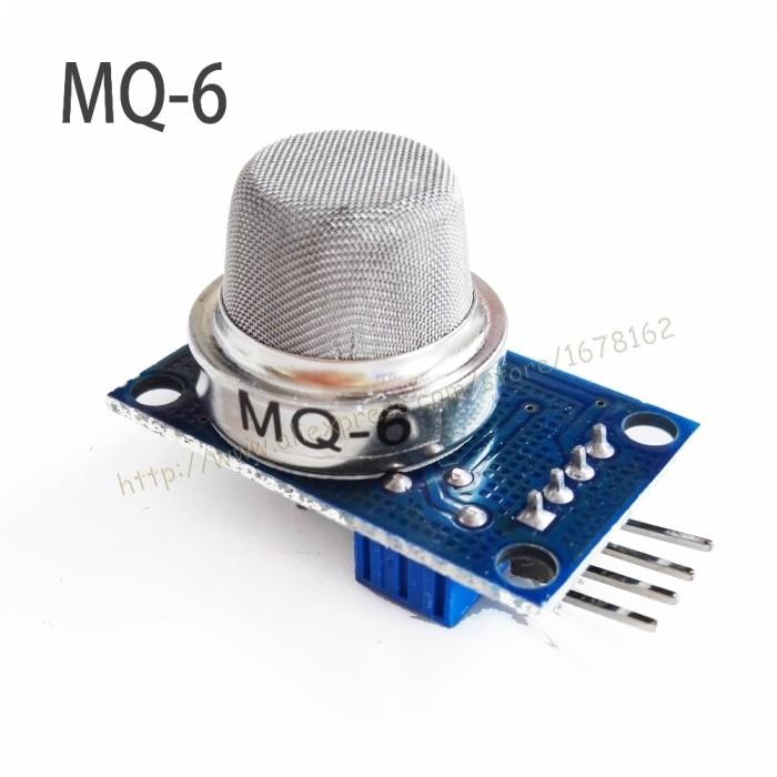 MQ-2 3 4 5 6 7 8 135 Ethanol Gas Alcohol  Alarm Detection Sensor For Arduino EU