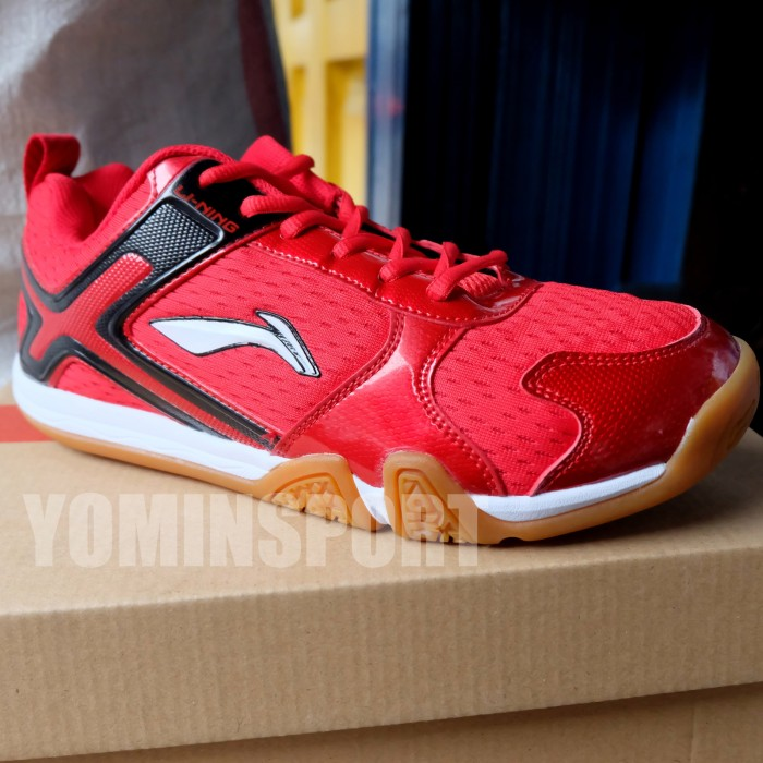 harga Sepatu badminton lining volvo aytm089-2 / red Tokopedia.com