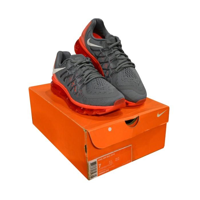 official photos 6826b ea004 Sepatu Nike Air Max 2015 698902-018 - Size 40
