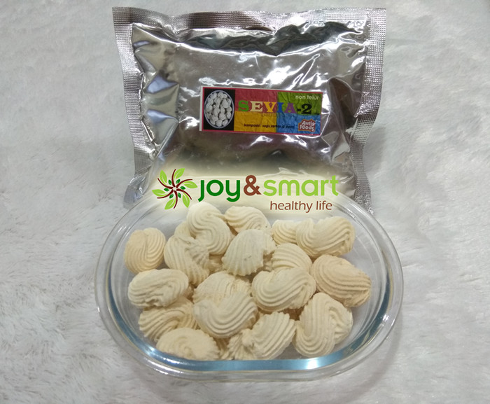 harga Autis foods kue sevia non-telur | gluten free snack Tokopedia.com