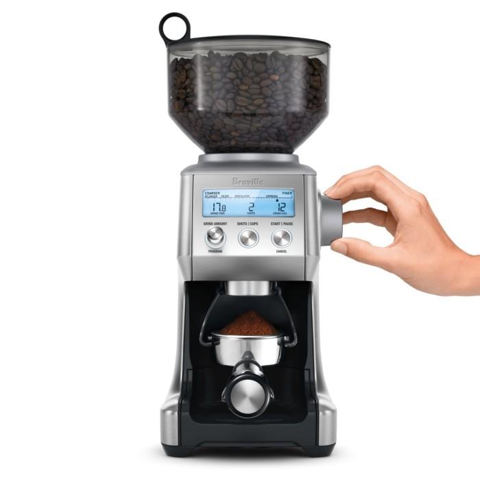 harga Breville bcg820bss the smart grinder pro coffee grinder Tokopedia.com