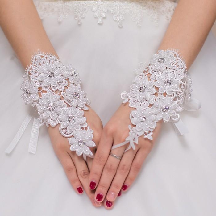 harga Sarung tangan 064 putih - gaun pengantin wedding gown wedding dress Tokopedia.com