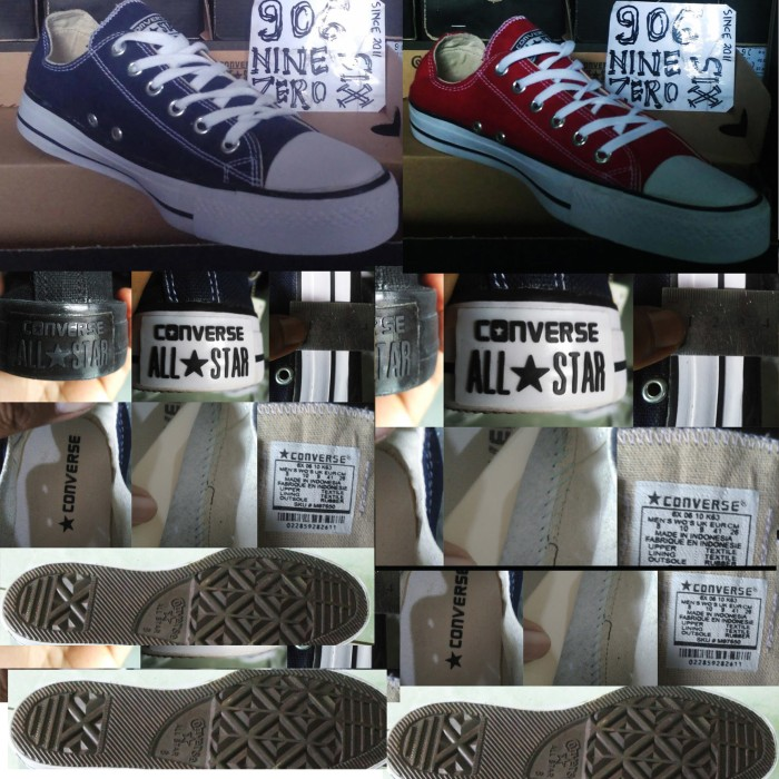 Jual Sepatu Converse All Star Grade Ori plus box - 906 COLLECTION ... ccb9b072a7