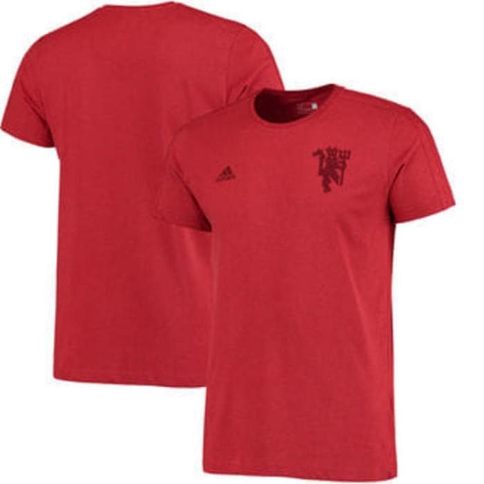 6b7a65723 Jual Kaos Tshirt Baju Combed 30S Distro MU Manchester United Diskon ...