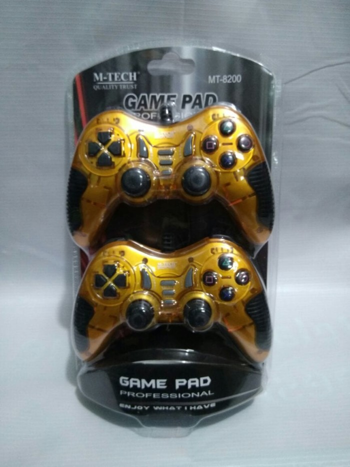 Gamepad turbo/stick ps turbo mtech - double