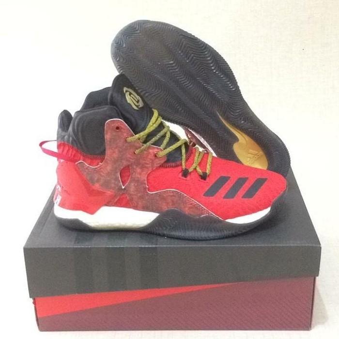 harga Sepatu basket adidas rose 7 red china Tokopedia.com