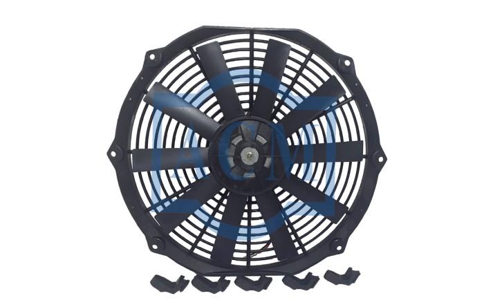 harga Extra fan 14  inch 24v ac mobil (tiup) kipas ekstra baco universal acm Tokopedia.com