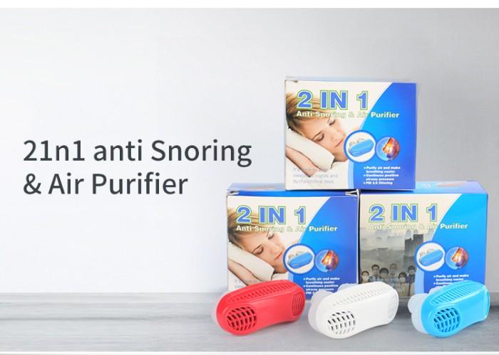harga Snore stopping nose breathing apparatus apnea guard sleeping aid ori Tokopedia.com