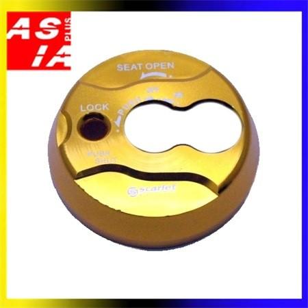 harga Cover tutup kunci kontak ku9 variasi sepeda motor yamaha nmax gold Tokopedia.com