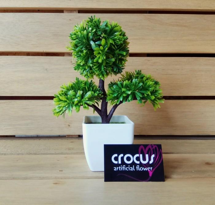 harga Mini bonsai artificial / bonsai palsu / bonsai plastik Tokopedia.com