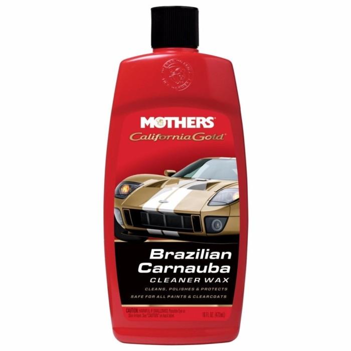 Foto Produk Mothers Brazilian Carnauba Cleaner Wax (liquid) dari HyperRacing