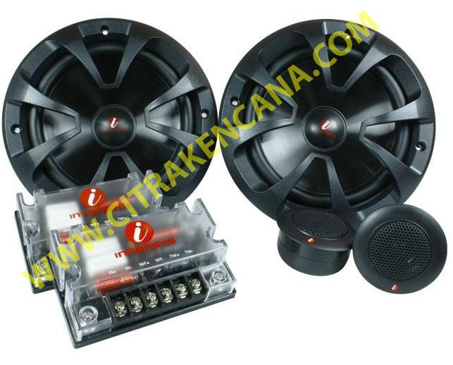 harga Speaker Split Intersys Kit - 650 Blanja.com