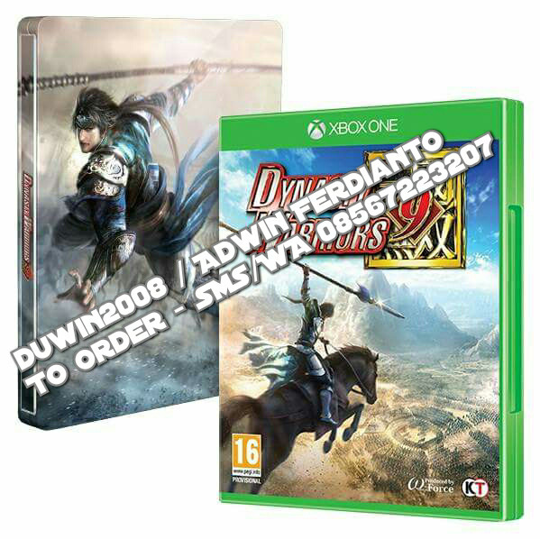 Info Dynasty Warriors 9 Travelbon.com