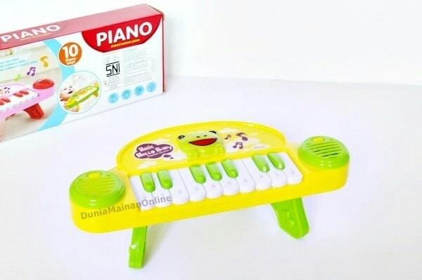 harga Animal cartoon piano/mainan anak musical hewan lucu piano mini musik Tokopedia.com