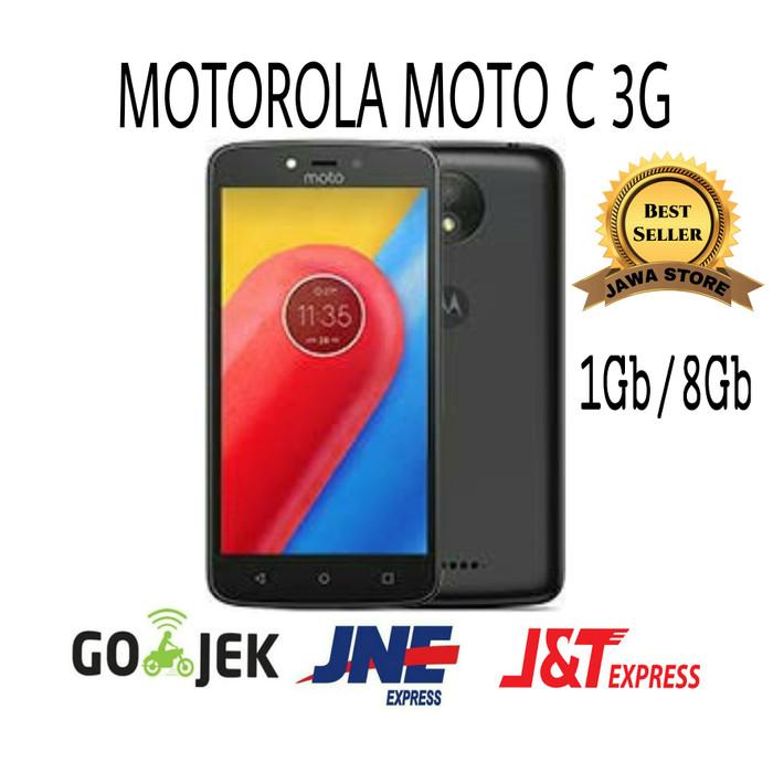 Motorola moto c 3g 1/8gb garansi resmi