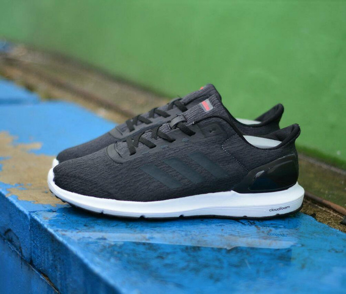 ... new zealand sepatu olahraga adidas neo cludfoam cosmic 2 core grey  original 100 814f0 33ee7 3b66021e32