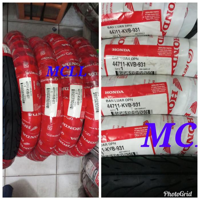 harga Ban luar honda federal ahm 80/90-14 dan 90/90-14 tubetype(paket murah) Tokopedia.com