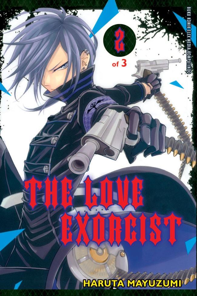 harga The love exorcist 2 Tokopedia.com