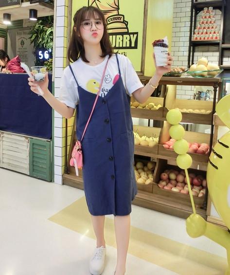 harga Baju kodok jumpsuit dress fashion wanita korea kemeja blazer 2015103 Tokopedia.com
