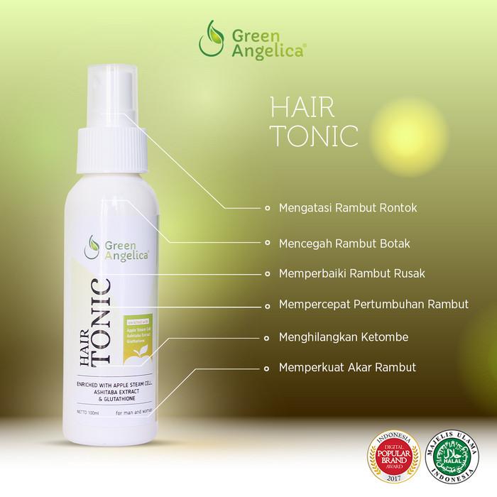 harga Penumbuh rambut halal mui mampu atasi kebotakan & rontok aman di pakai Tokopedia.com