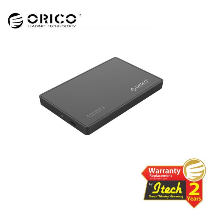 Foto Produk ORICO 2588C3 2.5 inch USB3.1 Type-C Hard Drive Enclosure dari ORICO INDONESIA