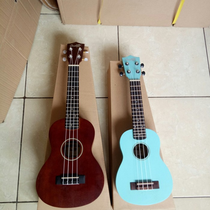harga Cowboy ukulele concert concerto 23 inch gratis tas softcase dan pick Tokopedia.com