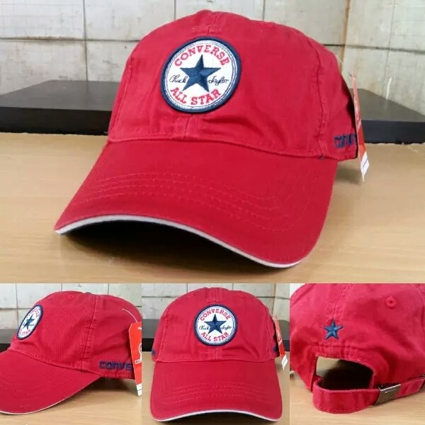 Topi Converse Core Cap Side Navy Daftar Update Harga Terbaru Indonesia  Source · Topi converse import 6d96135b3f