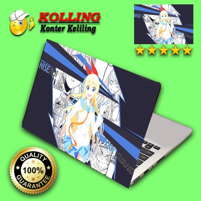 Garskin laptop anime 4 skin laptop stiker laptop