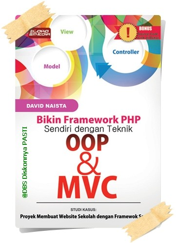 harga Buku bikin framework php sendiri dengan teknik oop dan mvc Tokopedia.com