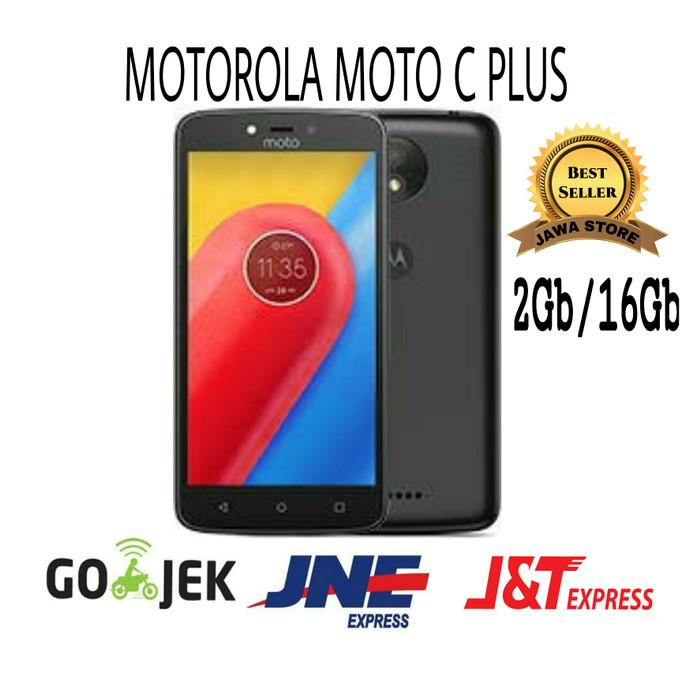 harga Motorola moto c plus 2/16gb 4g lte garansi resmi Tokopedia.com