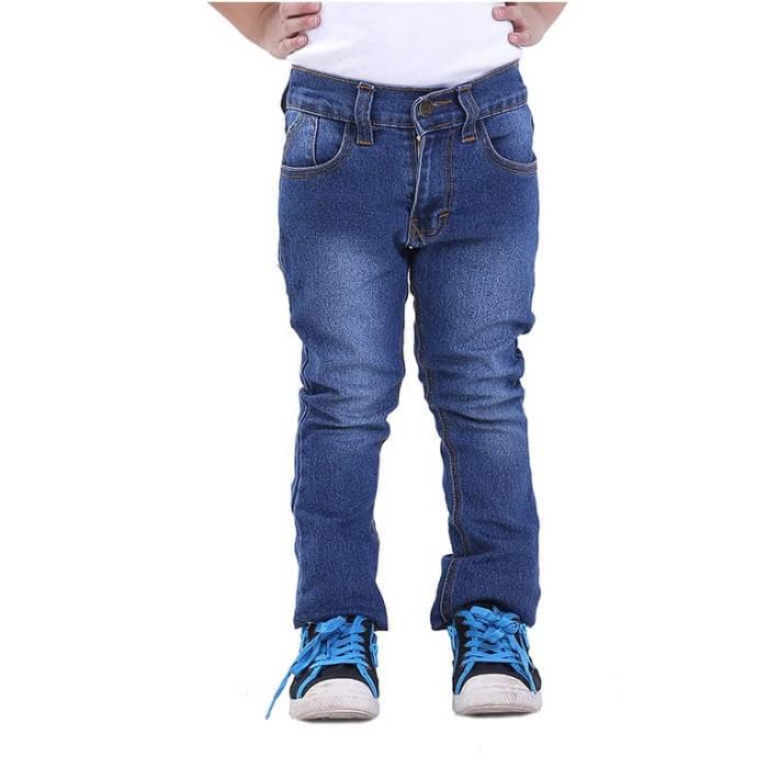 harga Celana Jeans Panjang Kasual Anak Laki-laki Tdlr T 4090 Tokopedia.com