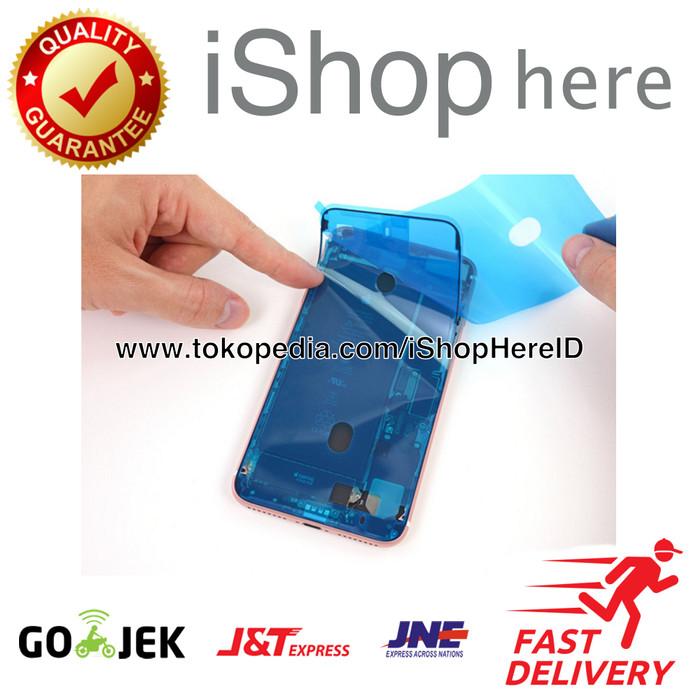 reputable site b6978 6b6e0 Jual Lem Karet LCD Anti Air Waterproof Water Resistant iPhone 7 Plus / 7+ -  Jakarta Barat - iShop Here - OS | Tokopedia