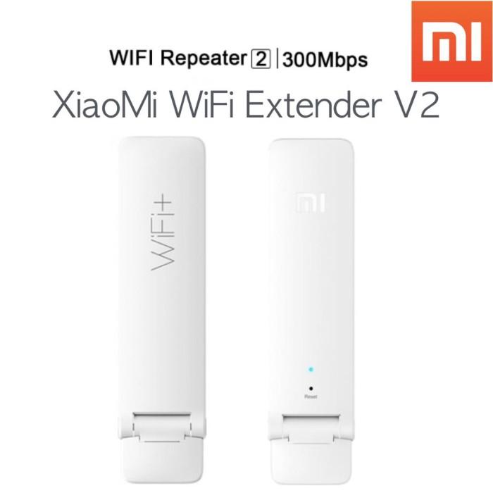 harga Xiaomi Mi Wifi Amplifier 2 Repeater Extender Usb Wireless 300mbps Tokopedia.com