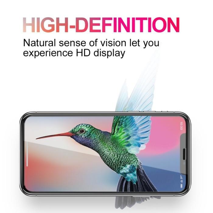 Foto Produk HD 9H Full Cover Tempered Glass Anti Gores iPhone X 8 7 6S 6 Plus dari iShop Here