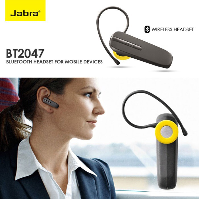 Jabra BT 2047 Headset Bluetooth