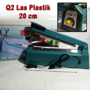 harga Q2 impulse sealer 8200 20 cm - alat press plastik perekat kemasan Tokopedia.com