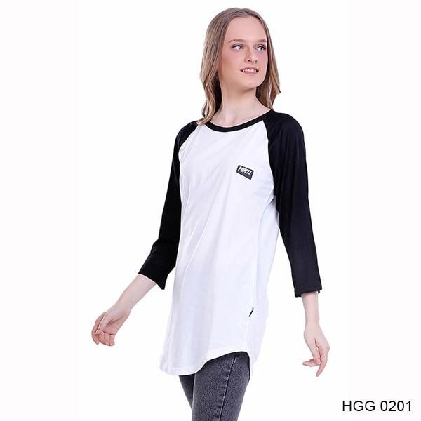 Baju Kaos Wanita H 0201