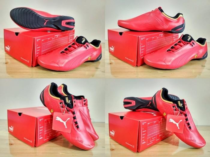 harga Sepatu Puma Casual / Sneakers / Olahraga Ferrari Future Cat (red) Blanja.com