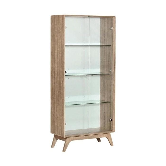 harga Lemari pajangan display showcase action figure 2 pintu kaca murah 2269 Tokopedia.com