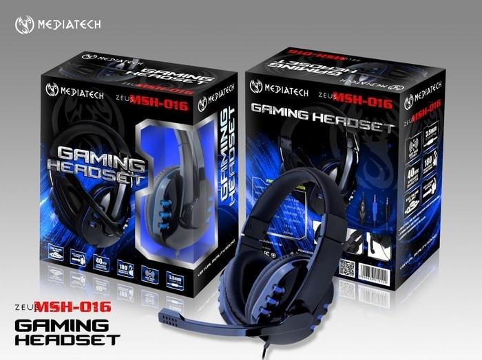 harga Mediatech gaming headset / headphone zeus msh 016 Tokopedia.com