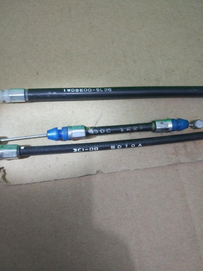 harga Kabel jok yamaha vixion mx r25 original Tokopedia.com