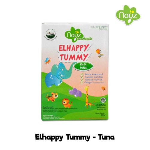 harga Mapasi bubur bayi organik elhappy tummy rasa tuna by rumah popok sakti Tokopedia.com