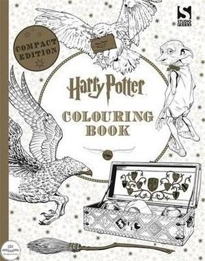 Jual Harry Potter Colouring Book Compact Edition Kota Bekasi Kerajaan Buku Tokopedia