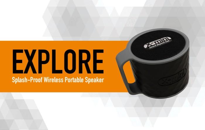 harga X - mini explore speaker Tokopedia.com